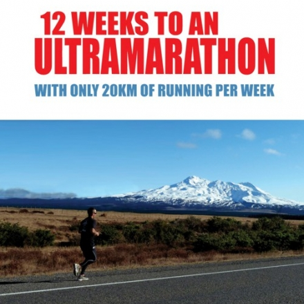 12 Weeks to an Ultra Marathon - PDF/ebook