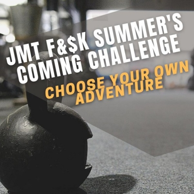 F$&K New Year Resolutions - JMT Members