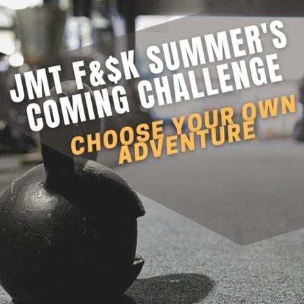 F$&K New Year Resolutions - JMT Members